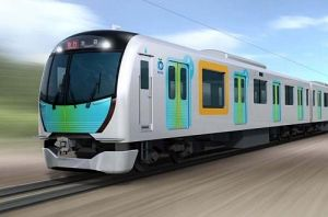 #KAWASAKI Heavy Industries confirmed on August 24 that it has been awarded a contract to supply eight 10-car 40000 series #EMUs to the Seibu Railway for suburban services in the Tokyo