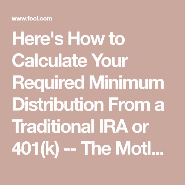 Best 25+ Ira distribution ideas on Pinterest Retirement, 401k - retirement withdrawal calculators