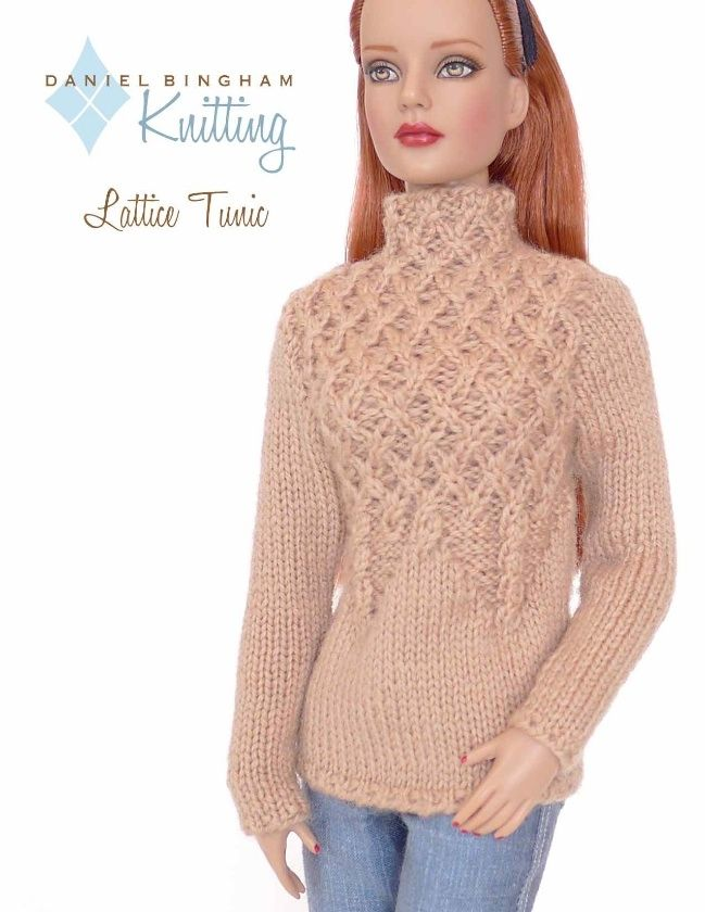 Knitting Patterns For Dollhouse Dolls : 55 best TONNER DOLLS KNITTING PATTERNS BY DANIEL BINGHAM DESIGNS images on Pi...