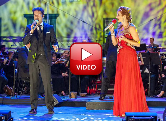 Valentine's Day 2015 saw the Cape Town Philharmonic orchestra and internationally acclaimed soloists performing in the Castle of Good Hope (Cape Town). Be moved by the video as the magic of a sold out 'Valentine under the STARS' unfolds...