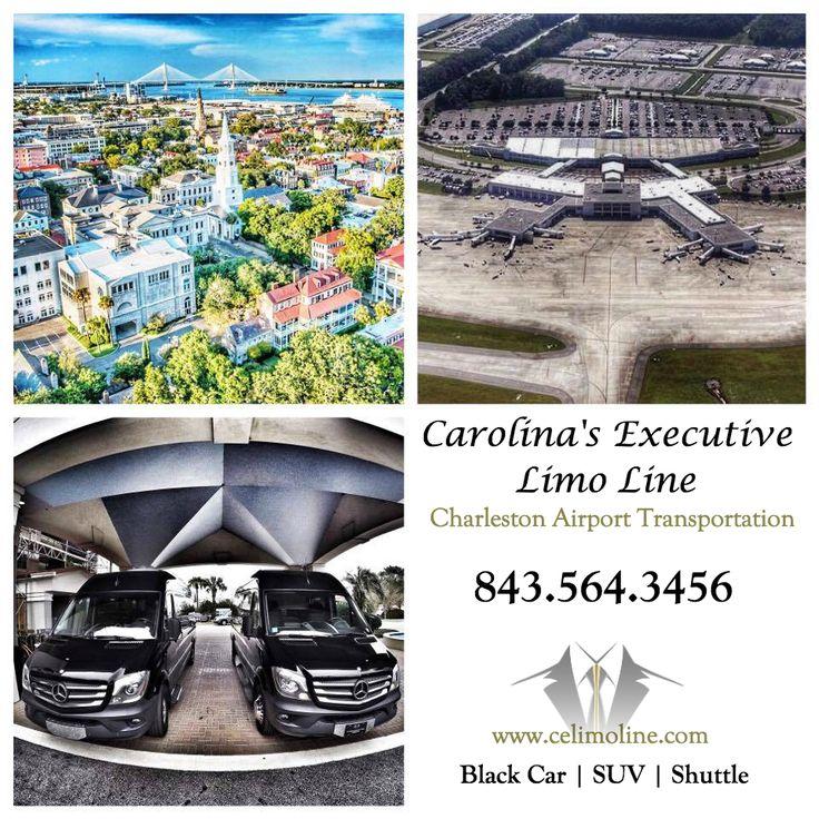 Charleston International Airport (CHS) Car & Shuttle