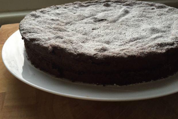Μαλακό και ζουμερό κέικ σοκολάτας!Έρωτας με την πρώτη μπουκιά.. - Healing Effect