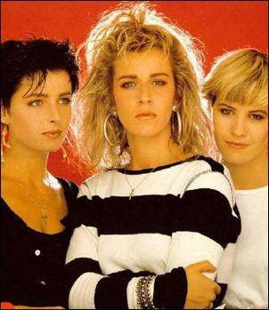 Banarama.Groupe de rock féminin des années 80. Vénus est une des reprises les plus connues de ce groupe.