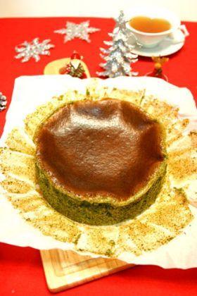 「とろ〜半熟抹茶カステラ☆」ぱお | お菓子・パンのレシピや作り方【corecle*コレクル】
