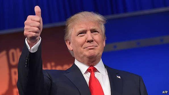 Donald Trump candidato elezioni USA 2016
