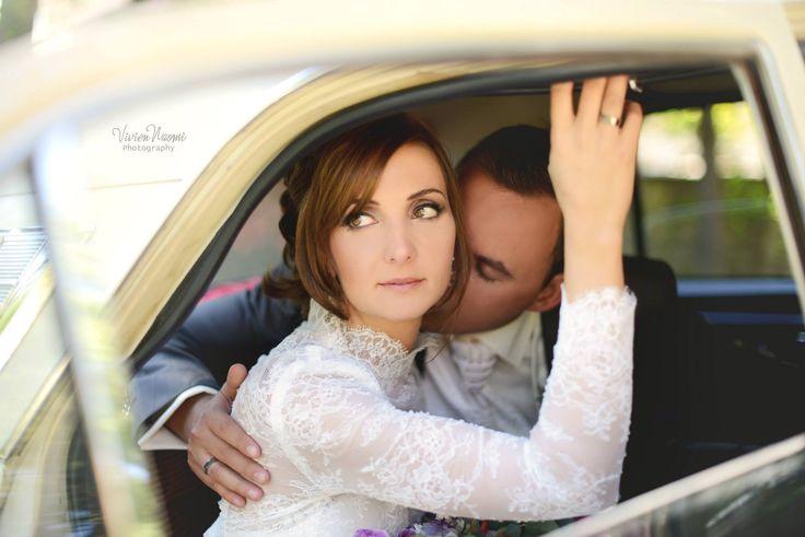 Wedding photo by VivienNaomi