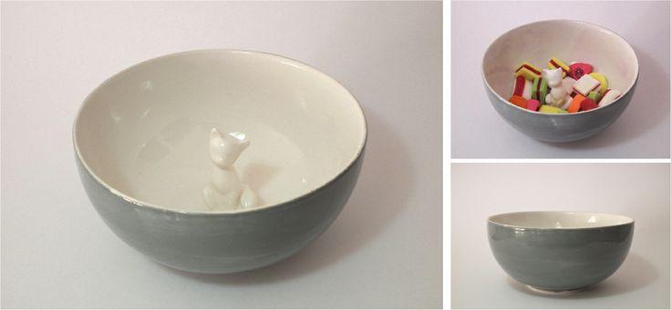 Cat bowl (135mm diameter)