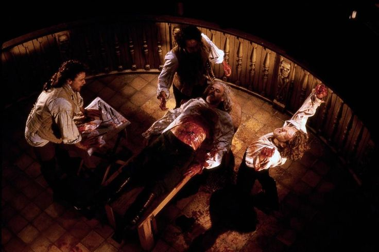 mary shelley's frankenstein movie | John Cleese, Kenneth Branagh, Tom Hulce, Kenneth Branagh, Mary Shelley ...
