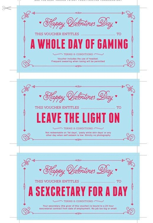 9 best Voucher Ideas images on Pinterest Cards, Events and Gift - example of a voucher