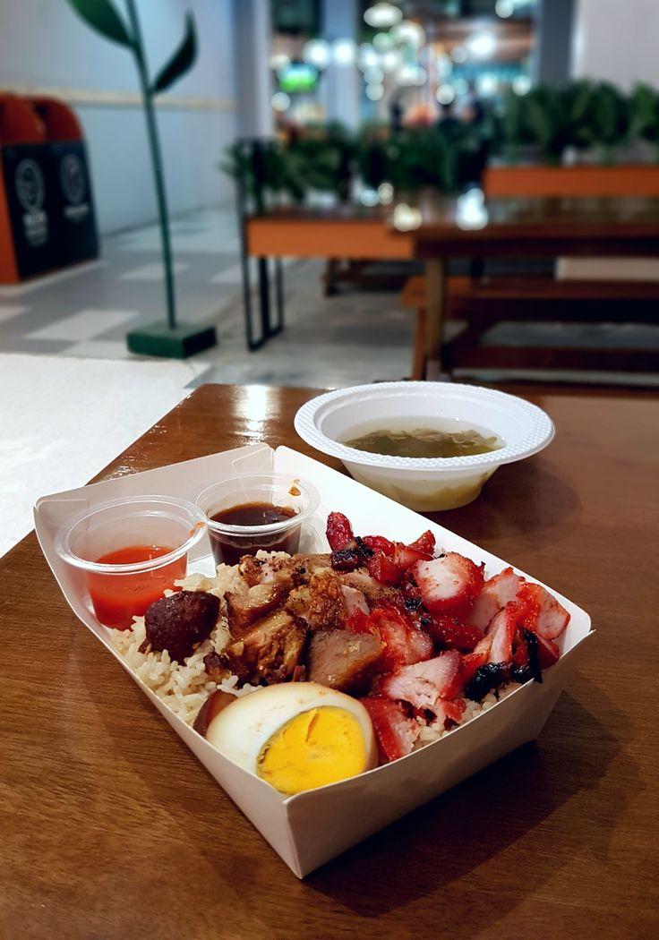 """""""Nasi Campur Harum"""", Food Garden Lippo Mall Puri, Jakarta"""