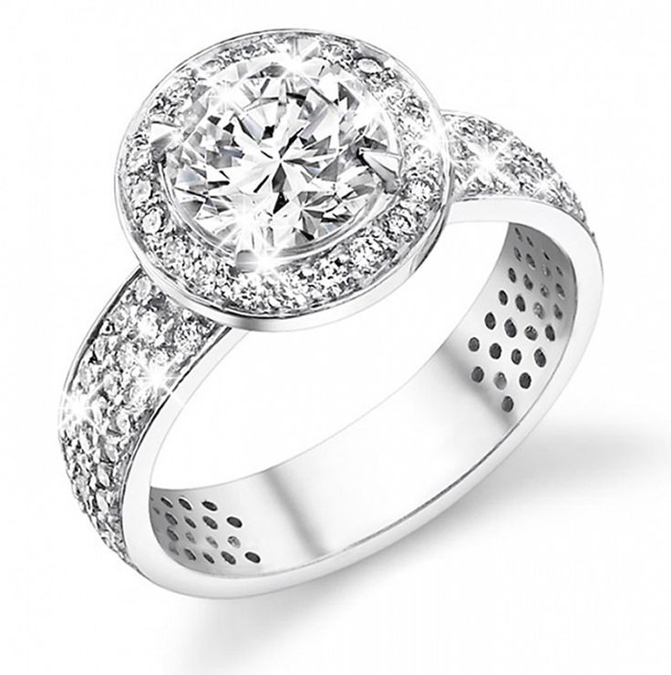 194 Best 1000 images about Wedding rings Amore on Pinterest White