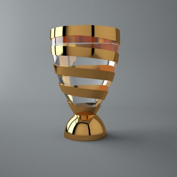 french league 1 cup trophy 3d model french league trophy trophy design french league 1 cup trophy 3d model