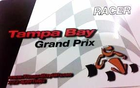 Tampa Bay Grand Prix / Indoor Go Karts