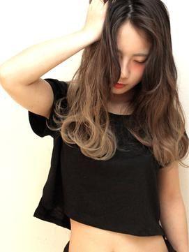 ヘアカラーでイメチェン♪長さ別グラデーション&外国人風カラー♡の22枚目の写真 | マシマロ