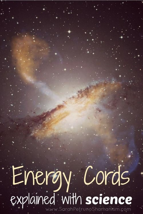 Is Quantum Entanglement the Scientific Basis for Energy Cords? by Sarah Petruno, Shamana