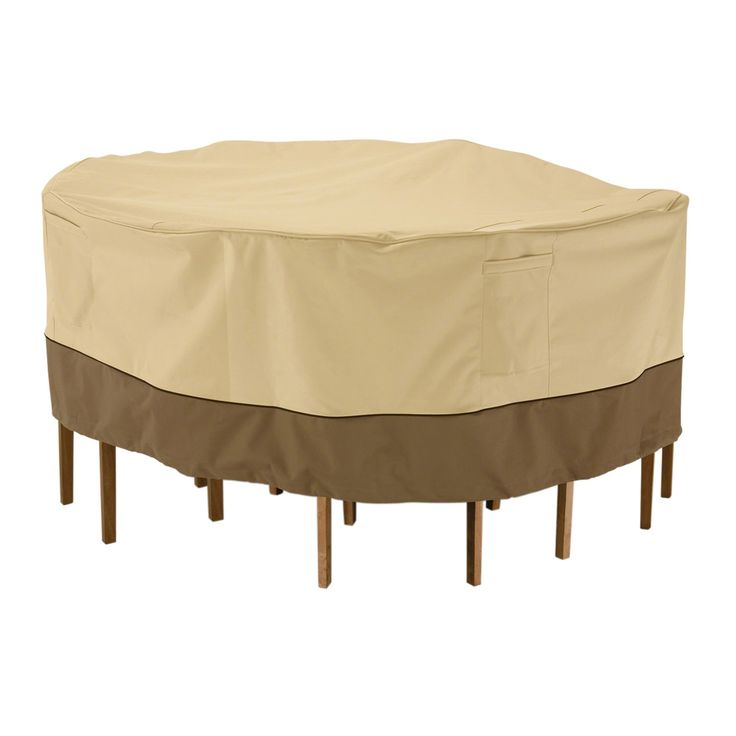 Addison Round Patio Table Cover