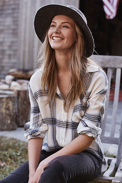 Abingdon Buttondown #anthropologie
