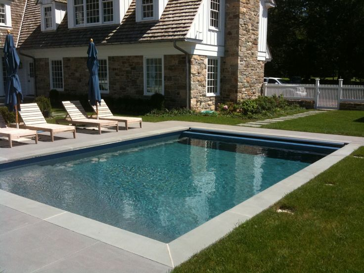 17 Best Images About Automatic Pool Covers On Pinterest