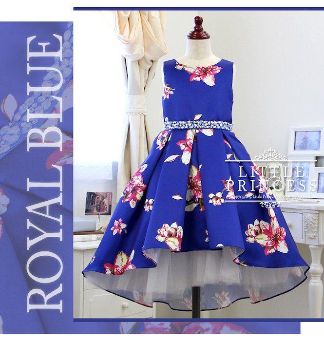 fdada1a483721  楽天市場 子供ドレス 花柄フィッシュテールドレス 002025 パーティー 結婚式 ピアノ