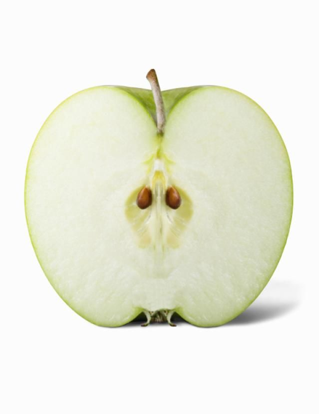 Are Apple Seeds Poisonous?: Apple seeds contain amygdalin, which decomposes into toxic benzaldehyde and prussic acid (hydrogen cyanide. However, humans are able to detoxify small amounts of these chemicals.
