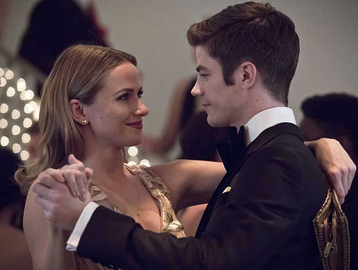 BuddyTV Slideshow | 'The Flash' Winter Premiere Photos: Will Barry Tell Patty the Truth?