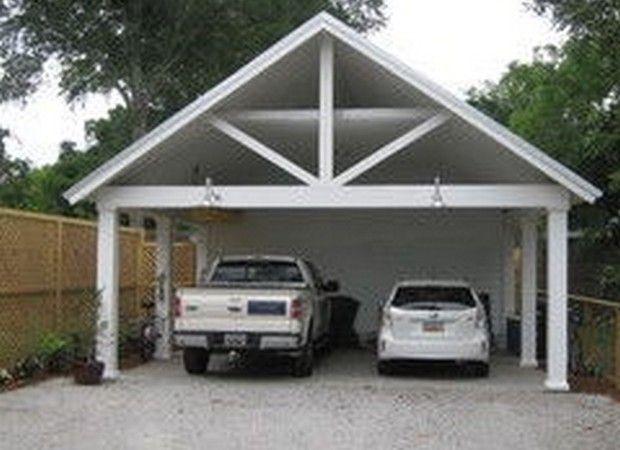 58 best garage pergola and gazebo ideas images on pinterest for Trellis carport