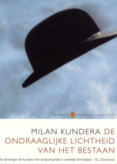 De ondraaglijke lichtheid van het bestaan - Milan Kundera een classic voor de @bibliotheekvanWaarde
