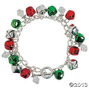 67 best Christmas bracelets images on Pinterest | Jewelry ideas ...