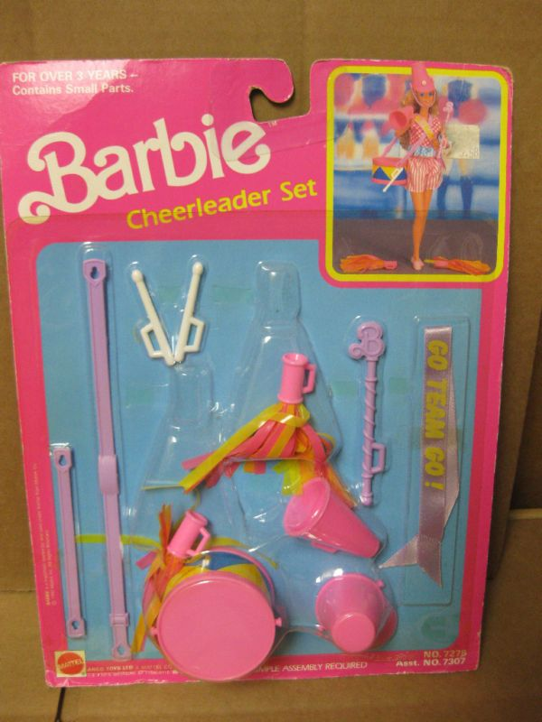 Mattel barbie state of depression