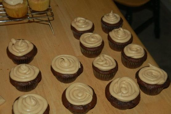Peanut Butter Cream Cheese Frosting Recipe - Food.com