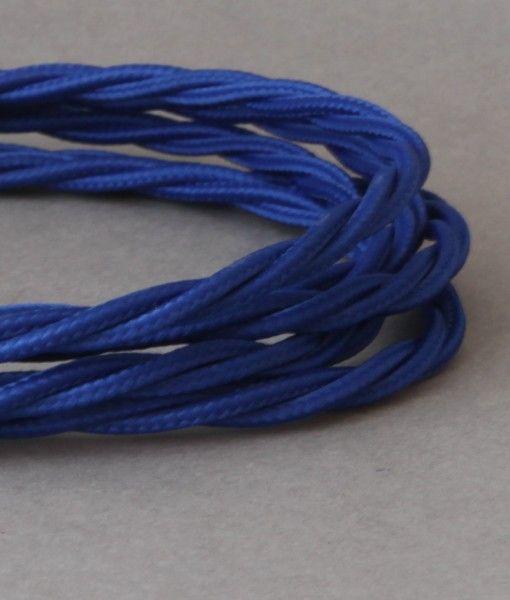 Kábel dvojžilový skrútený -Nič nemilujeteviac než pestré farby a čisté línie? Už žiadne nudné káble.