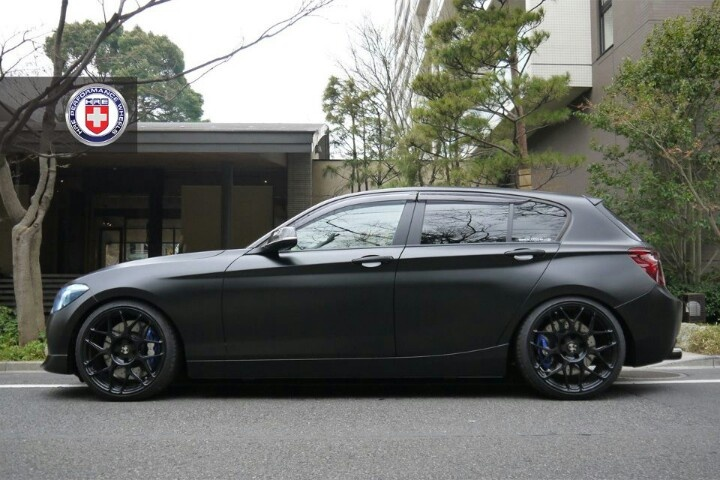 Bmw 1 Series F20 On Hre P40s Wheels Bmw Pinterest