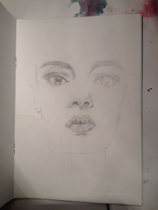 How to Draw the Face of a Person: 13 Steps (with Pictures)