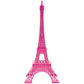hot pink eiffel tower