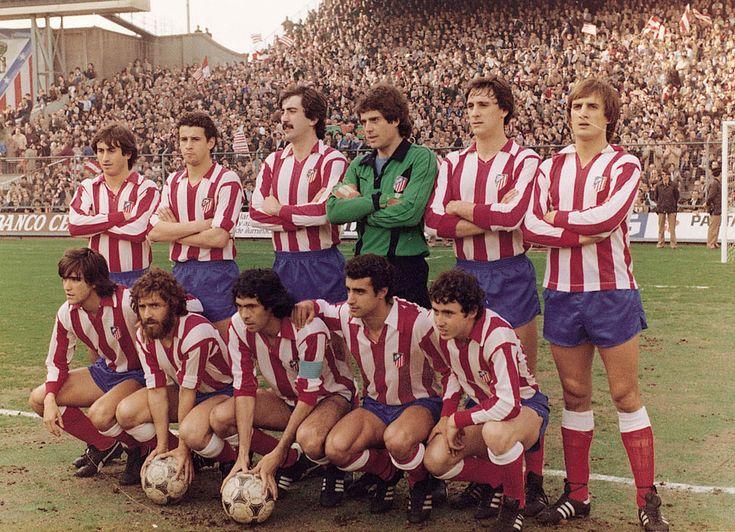 Equipos históricos #Atleti
