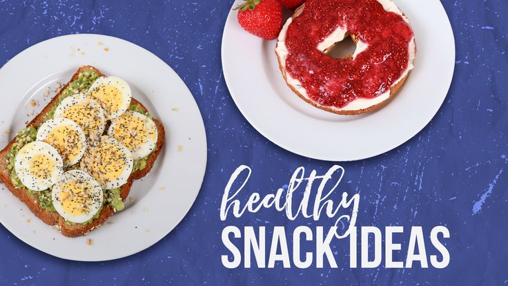 4 Healthy Snacks for Back-to-School