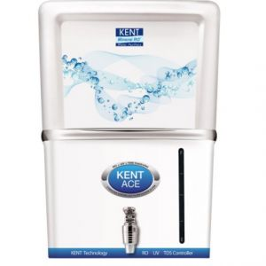 Kent Ace Mineral 7-Litre 60-Watt RO+UV Water Purifier For Rs. 11,999/- From Amazon