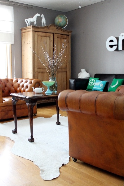 1000 ideas about brown leather furniture on pinterest Brown Leather Sofa Pottery Barn Pottery Barn Leather Sofa Review