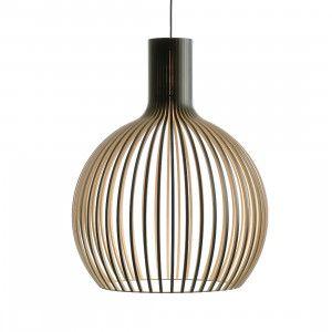 Secto Design Octo 4240 Hanglamp Zwart
