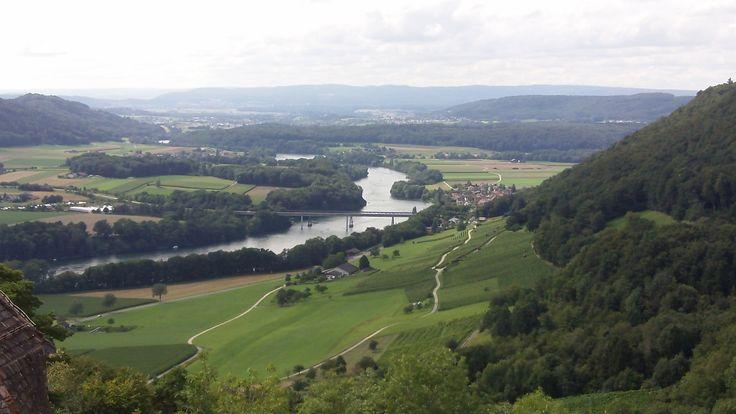 Stein am Rhine (or Stein am Rhein), 2014.