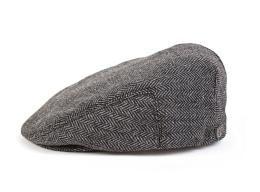 Brixton Hooligan Snap Cap grey/black