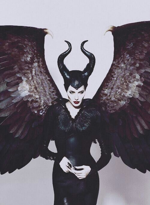 Maleficent ~ Angelina Jolie