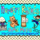 Need some fun and engaging centers for Nursery Rhymes...This unit is filled with math and literacy activities that are sure to keep your kiddos eng...