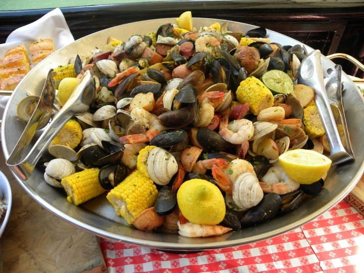 1000+ images about Clam Bake on Pinterest | Oyster recipes, Clams and ...