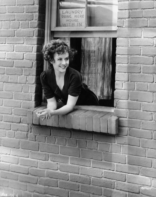 Paulette Goddard in a still from Charlie Chaplin'sThe Great Dictator(1940)