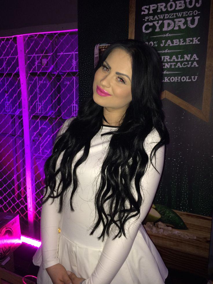 Ewelina z Warsaw Shore na MTV EMA Pre Party Warsaw 2014