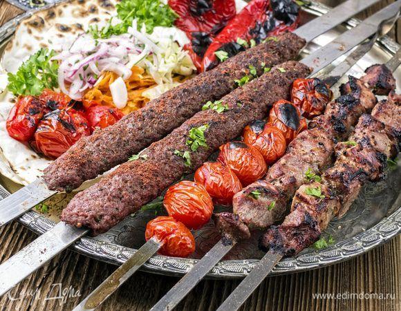 Мировое меню: 5 мясных национальных блюд на гриле