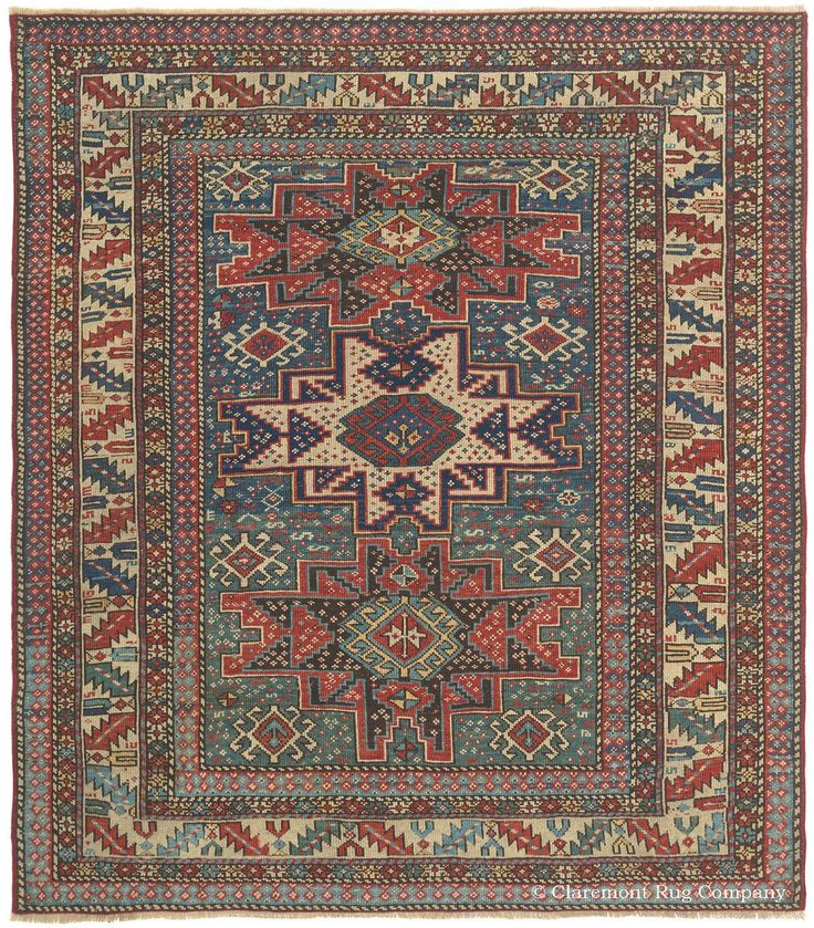 1000+ Images About Antique Caucasian Rugs On Pinterest