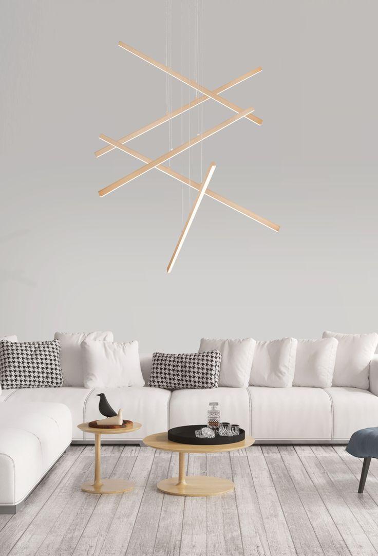Kuzco mp10305 vega id e d 39 clairage salon en 2019 id es d 39 clairage et salon - Idee eclairage salon ...