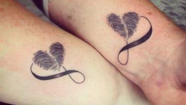 Couple Tattoo design & Model for 2017  Image    Description  26 Inspirational Love Quotes and Sayings for Her